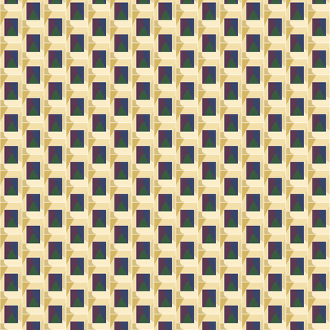 Hoyo Blocks fabric by siya on Spoonflower - custom fabric
