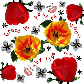 Grace Upon Thy Lips