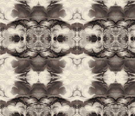 Fractal 3 fabric by animotaxis on Spoonflower - custom fabric