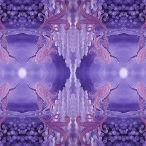 lavender mermaid