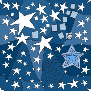 Stars constellation