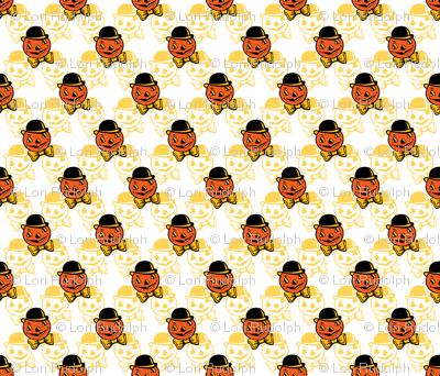 Dapper Pumpkin ~ Yellow Variant