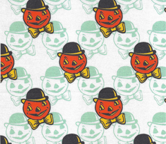 Dapper Pumpkin ~ Blue Variant