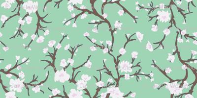 Almond Branch Green