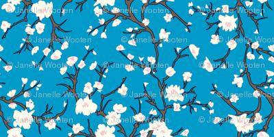 Almond Branch Blue