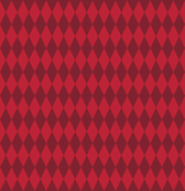 Circus Diamonds (Red) || geometric carnival diamonds harlequin baby nursery children