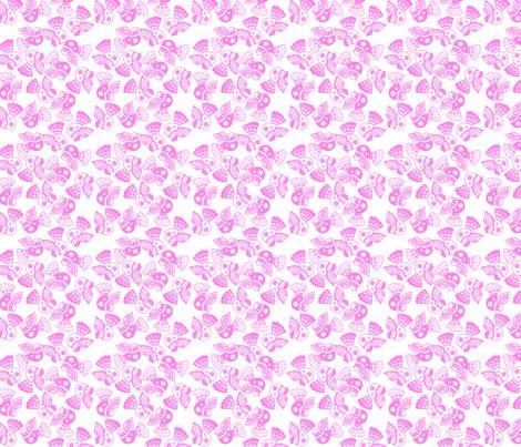 Roiseaux_rose_fond_blanc_s_shop_preview