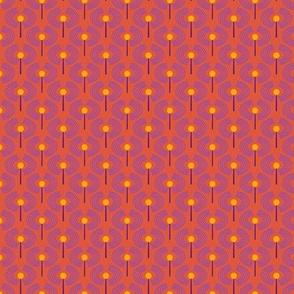 Robot coordinates - antennae - orange