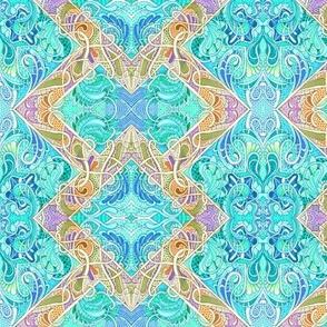 Pastel Seas