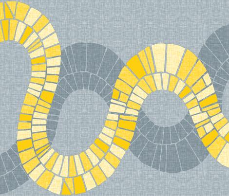 Arc fabric by spellstone on Spoonflower - custom fabric