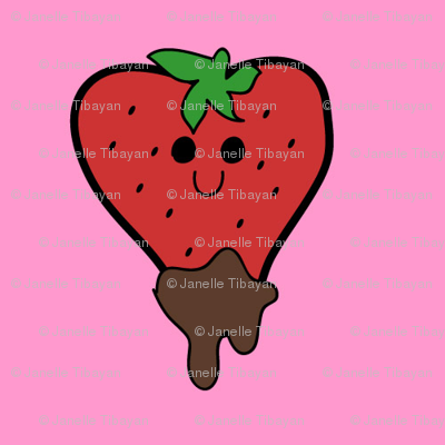 Kawaii Strawberry