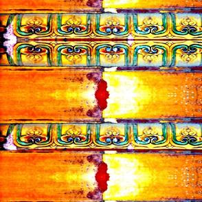 Forbidden palace color splendor tile