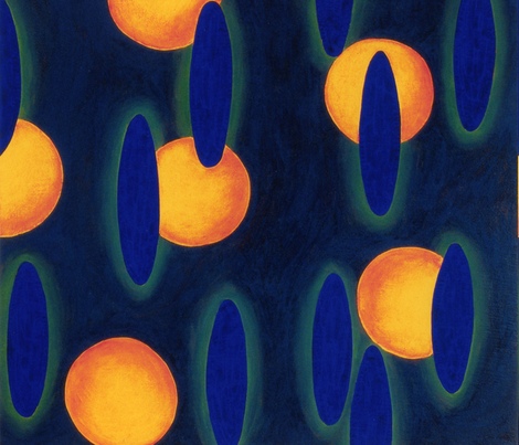 Sunsets Glow fabric by jamesmelcher on Spoonflower - custom fabric