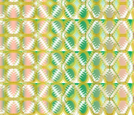 ikat_florida fabric by veerapfaffli on Spoonflower - custom fabric