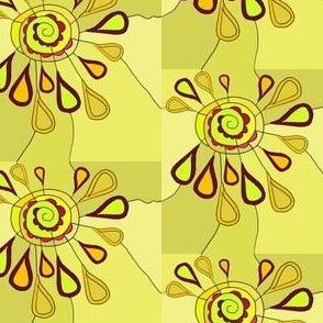 Mod Sunflower