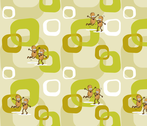 Salty fun fabric by kittenstitches on Spoonflower - custom fabric