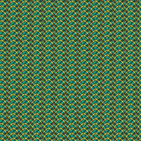 doublearch_02 fabric by glimmericks on Spoonflower - custom fabric