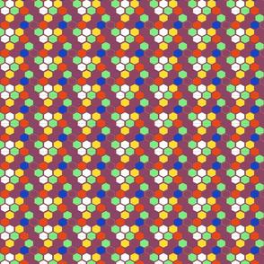 Technogon Purple (Beep Boop Bop collection)