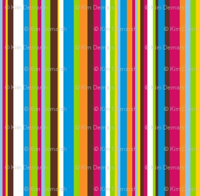 Retro Mult-Stripes 1