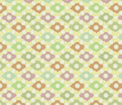 medallion1000 fabric by glimmericks on Spoonflower - custom fabric