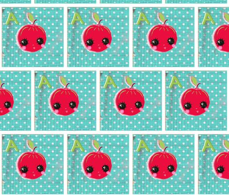 aappleetsy-ed fabric by blossomnbird on Spoonflower - custom fabric