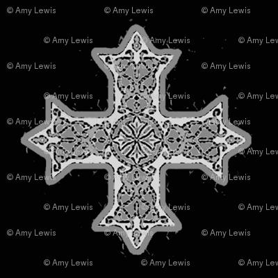 Coptic_Cross_Greyscale