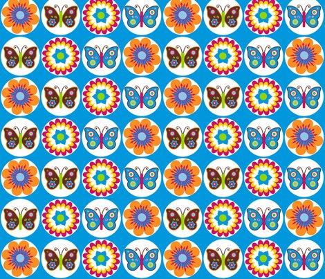 Rflowersbutterfliescirclesonblue_shop_preview