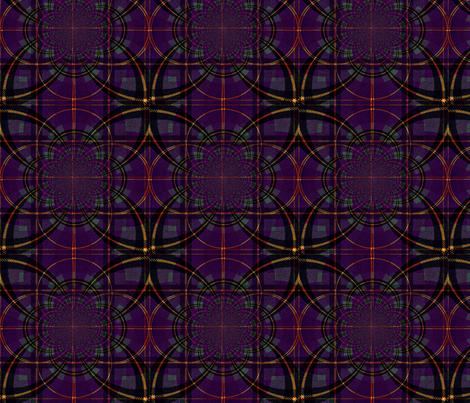 hypnoplaid fabric by justjoycelyn on Spoonflower - custom fabric