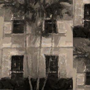 Vero Palms Sepia by Gary