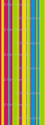 Retro Multi-Stripes 2