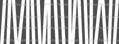 Washi Tape Strips (Gray) || stripes sticks lines matches stripe bamboo