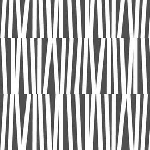 Washi Tape Strips (Gray)    stripes sticks lines matches stripe bamboo