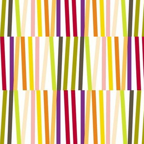 Washi Tape Strips (Multi) || stripes sticks lines matches stripe bamboo