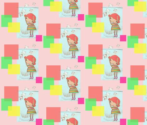 spoonflower fabric by blossomnbird on Spoonflower - custom fabric