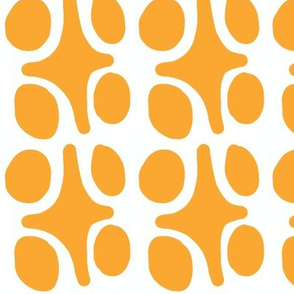 Wacky Moroccan (tangerine)