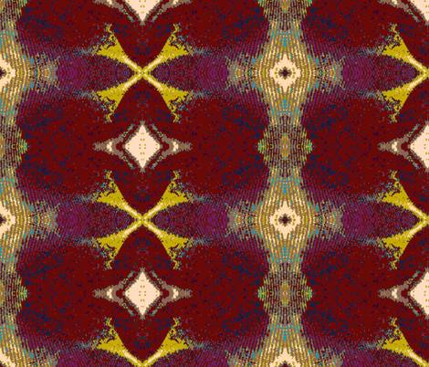 Cross Dressing  fabric by susaninparis on Spoonflower - custom fabric