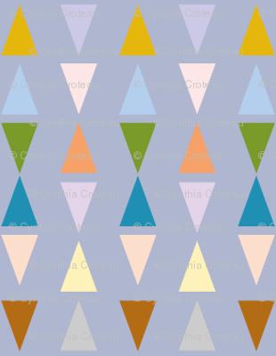 It's raining triangles - Rainy combo