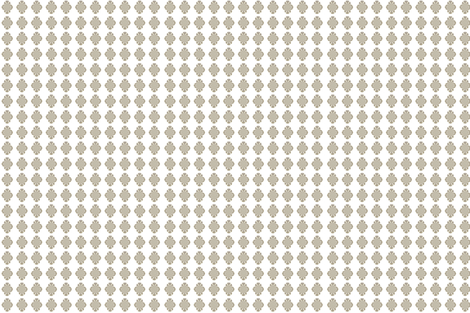 Linen Dress Polka Dots fabric by karenharveycox on Spoonflower - custom fabric