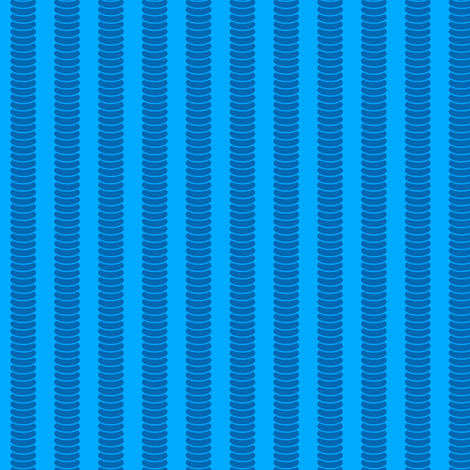 Robot Leg Stripe - Lt Blue V2.1 fabric by shelleymade on Spoonflower - custom fabric