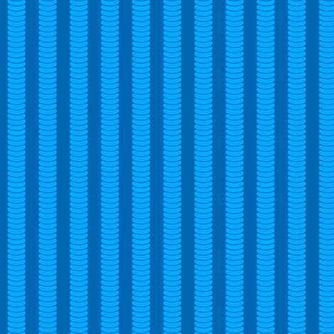 Robot Leg Stripe - Dk Blue V2.1 fabric by shelleymade on Spoonflower - custom fabric