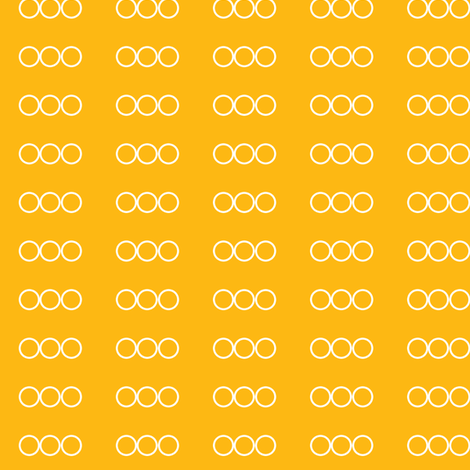 Mr Mikeys Buttons Yellow fabric by shelleymade on Spoonflower - custom fabric