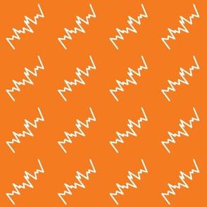 Robot Wave Orange