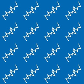 Robot Wave Dk Blue
