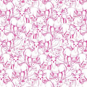 Woodland (Pink)