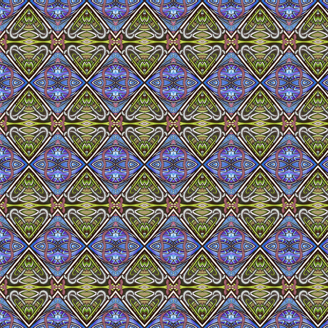 Lily Ponder fabric by edsel2084 on Spoonflower - custom fabric