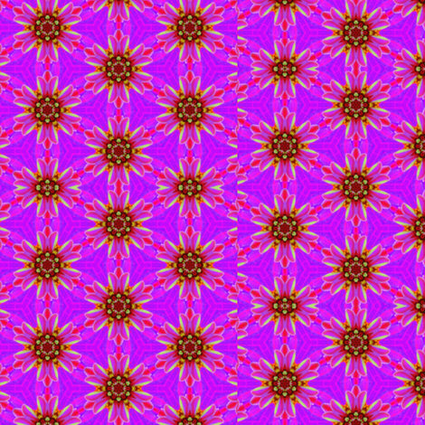Flower Power 2 fabric by dovetail_designs on Spoonflower - custom fabric
