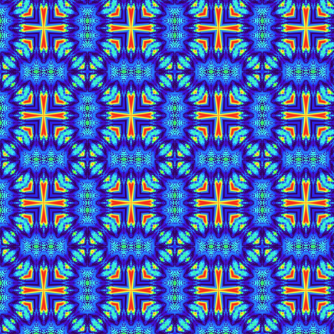 Criss Cross  1 fabric by dovetail_designs on Spoonflower - custom fabric
