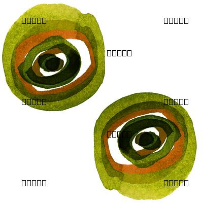 C'EST LA VIV_ evil green eye ( katrina)