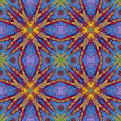 Chakra Dance 2 fabric by dovetail_designs on Spoonflower - custom fabric