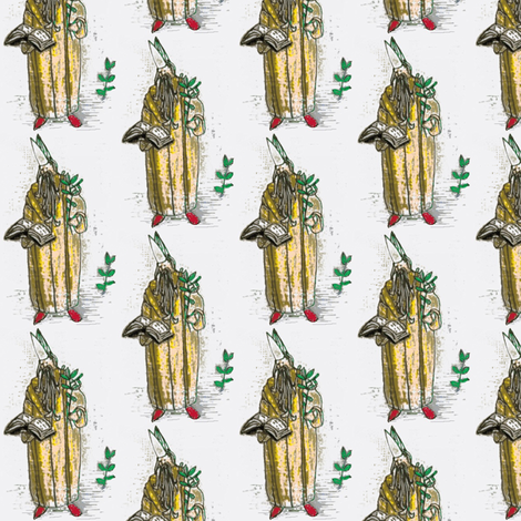 Basil fabric by boris_thumbkin on Spoonflower - custom fabric